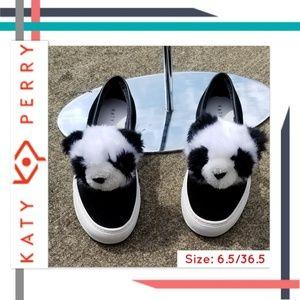 Katy Perry Sweet 🐼 Pandas Slip-Ons